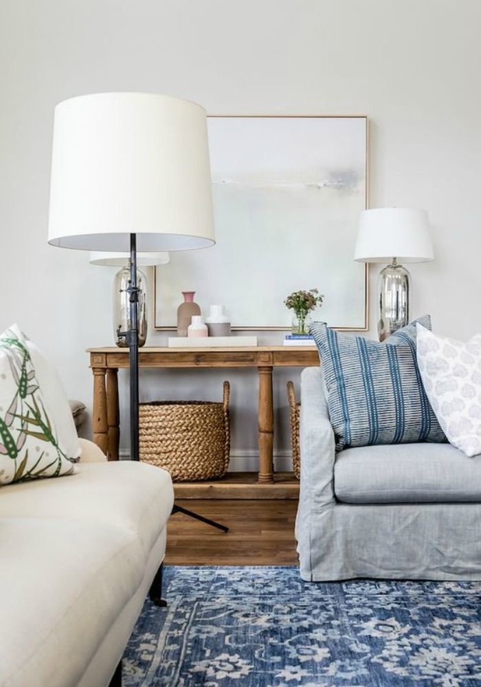 Coastal style living room ideas beautiful house for The living room channel 10 instagram