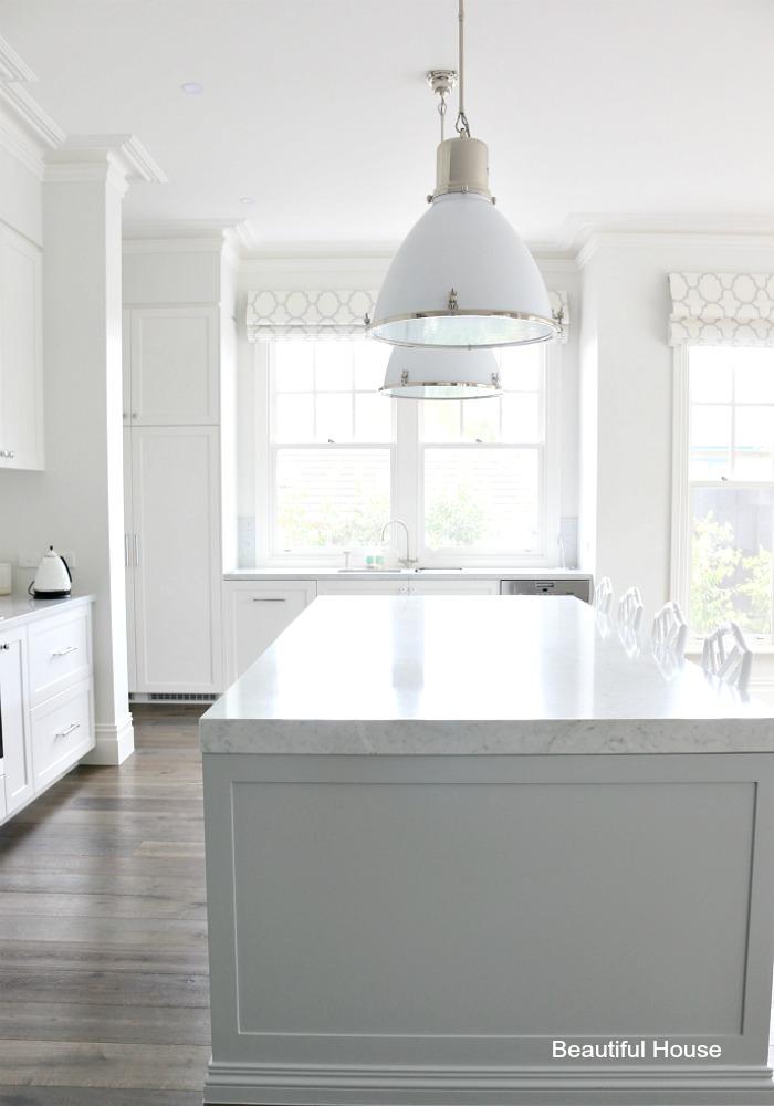 Hamptons Style Kitchen Beautiful House