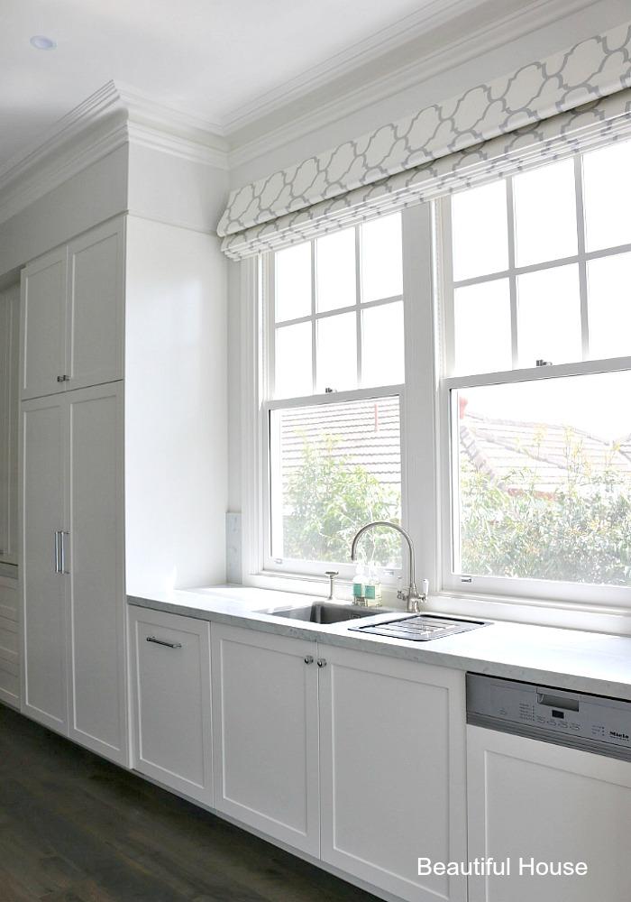 Hampton's Style Kitchen
