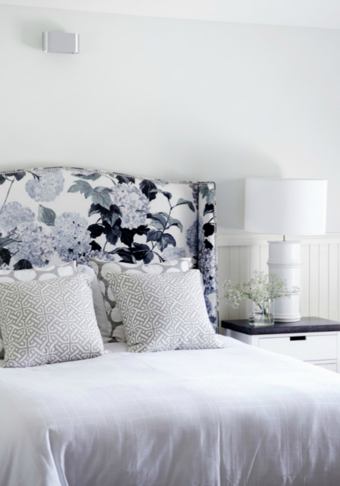 how to make an upholstered bedhead