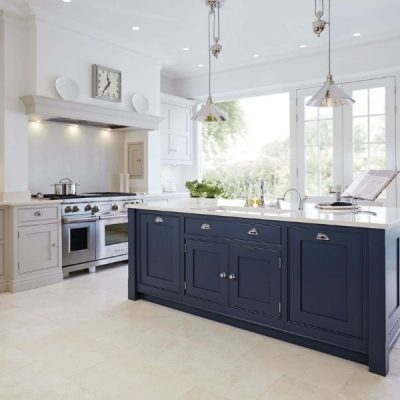Style Trend – Two Tone Kitchens