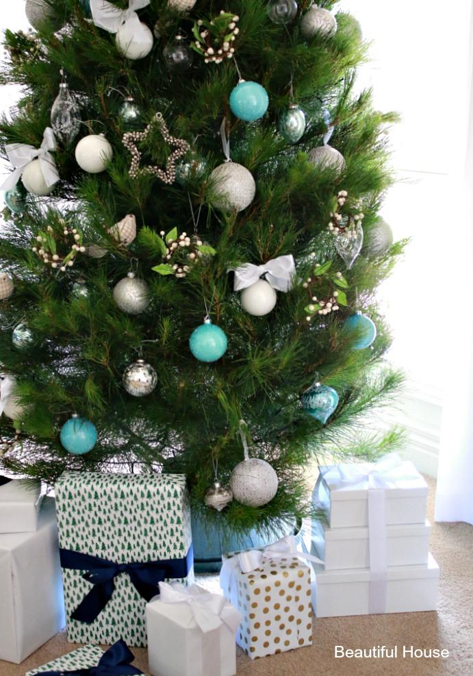 Beautiful House Christmas