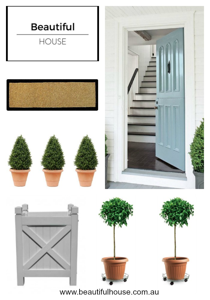 Make An Entrance How To Style Your Front Door
