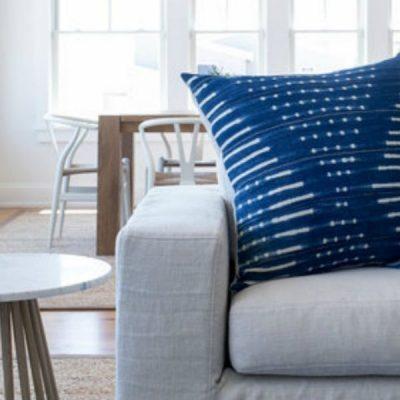 Classic Blue & White Coastal Home