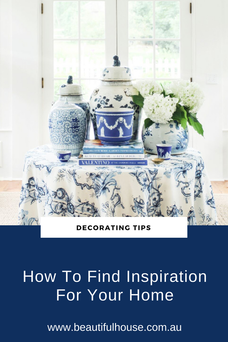 Decorating inspiration