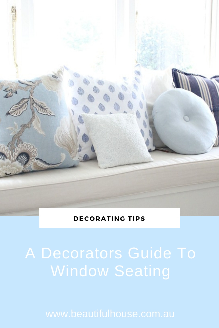 A Decorators Guide To Window Seating Beautiful House