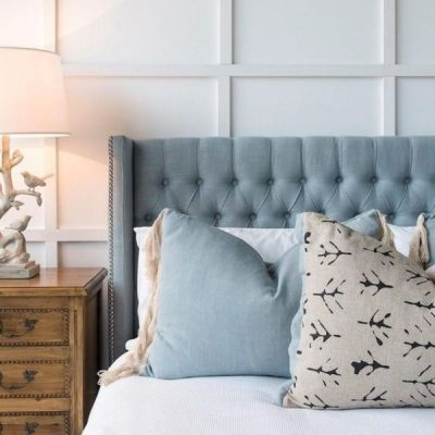 How To Style An Irregular Shaped Bedroom