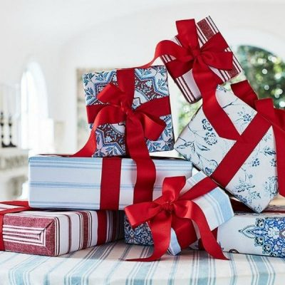 Classic Blue & White Christmas Inspiration For Your Home