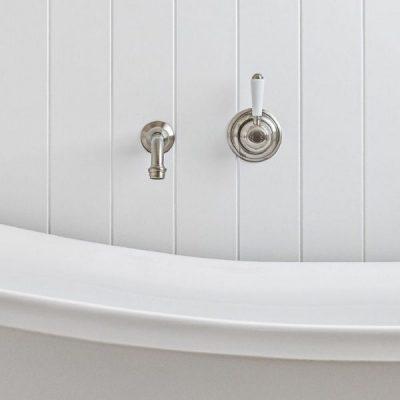 Hampton's Inspired Bathroom Design